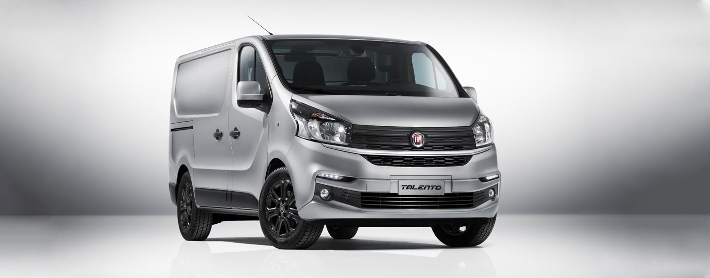 Fiat Talento Cargo